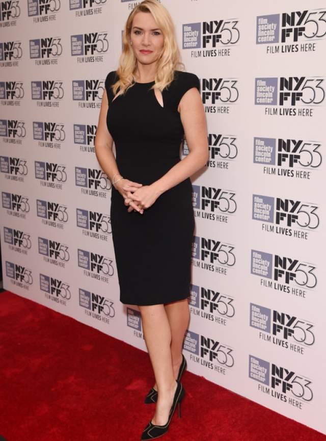 Кейт Уинслет : 41 размер ноги
