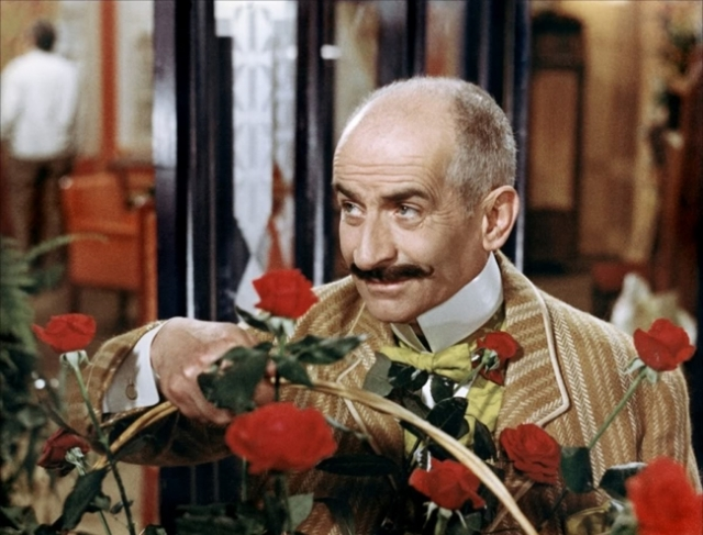 60-е годы приносят де Фюнесу всемирную известность и зрительское признание; актер снимается в трех-четырех картинах в год.