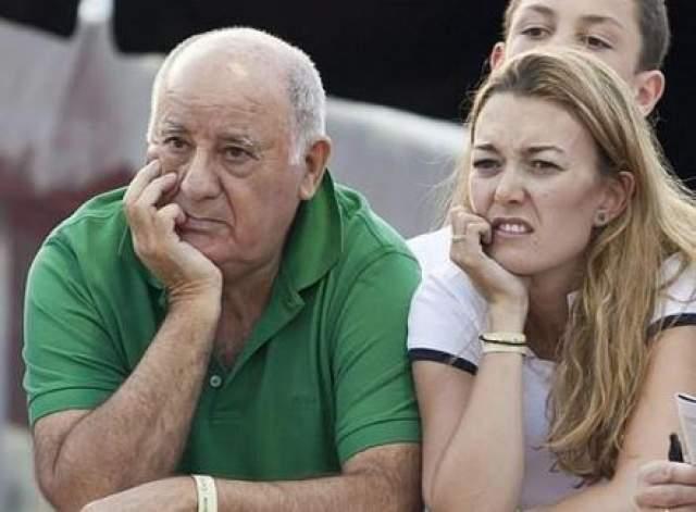 Марта Ортега-Перес, наследница основателя Inditex (сеть магазинов Zara). Дочь самого богатого человека планеты работает на него последние несколько лет, начиная с самых низов.