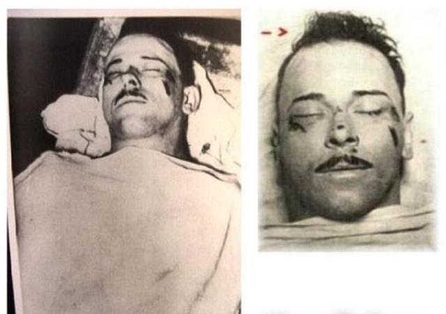 В 1934 году Диллинджер был застрелен полицейским.