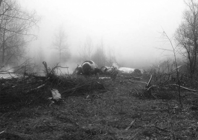 После падения Лариса провела в лесу два дня среди обломков и трупов и вошла и в книгу рекордов Гиннесса дважды как человек выживший упав с высоты 5200 метров.