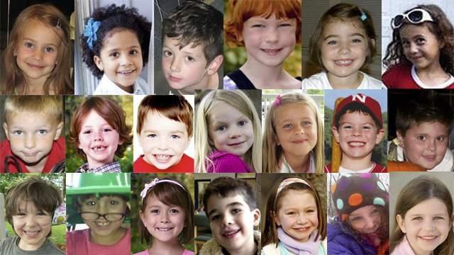 Лэнза прекратил стрельбу между 9:46 и 9:53 утра, выпустив от 50 до 100 пуль. Каждую из своих жертв он застрелил несколькими выстрелами. Жертвами стали восемь мальчиков и двенадцать девочек в возрастах от шести до семи лет, а также шесть женщин, работников школы.