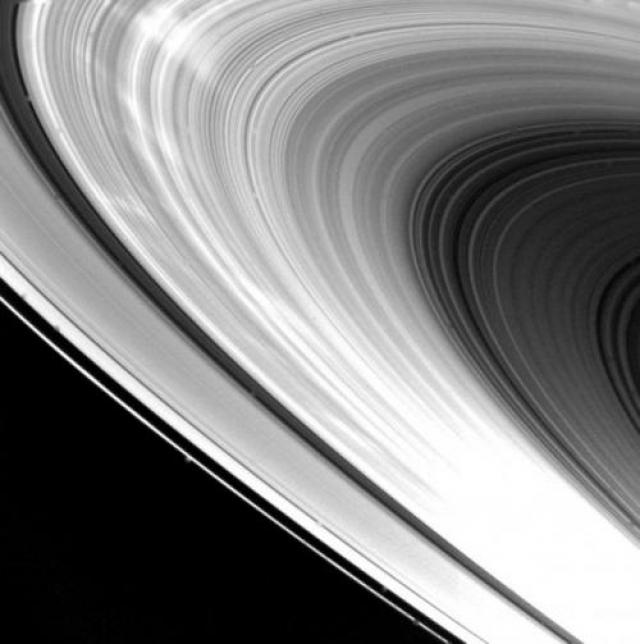 Система колец Сатурна