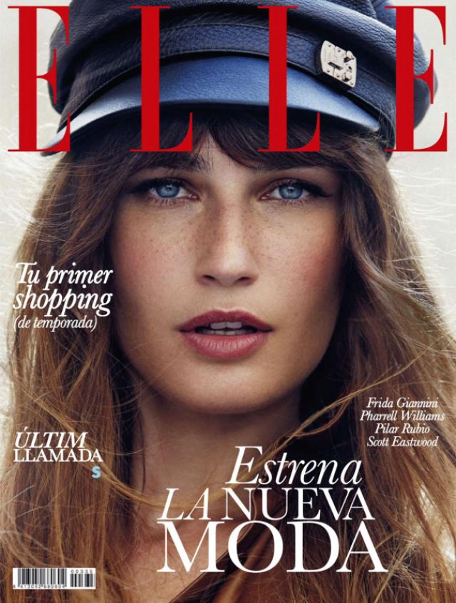 Евгения появилась на обложках Vogue, Harper's Bazaar, ELLE, Numéro, Vanity Fair и Marie Claire.