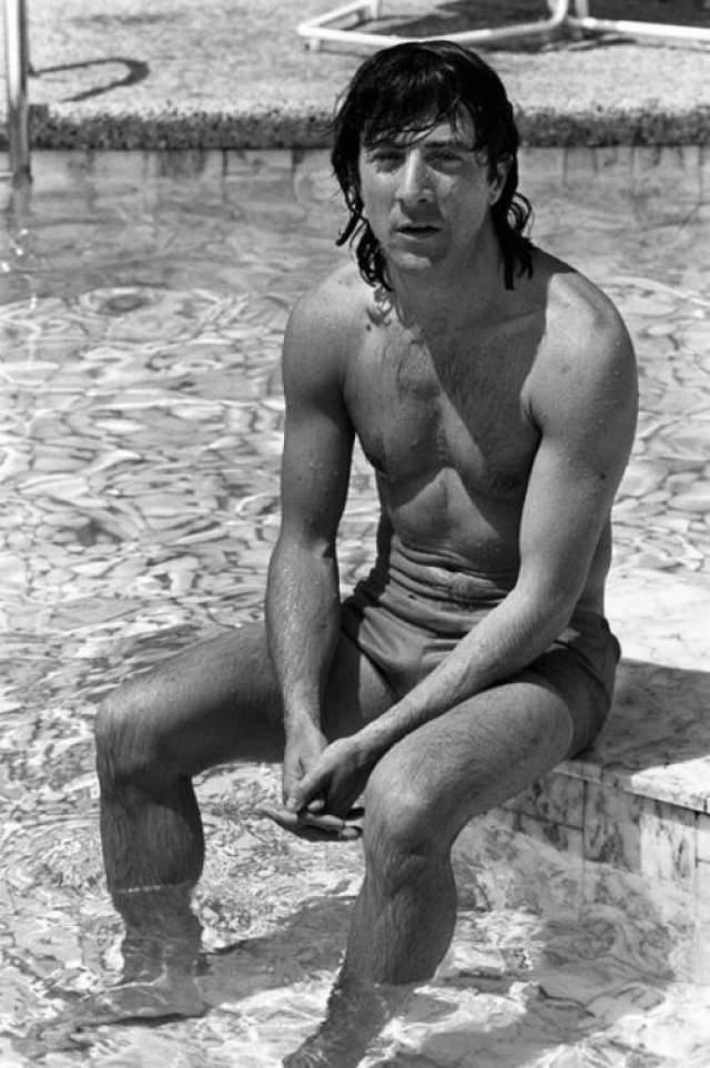 Дастин Хоффман, 1975 год