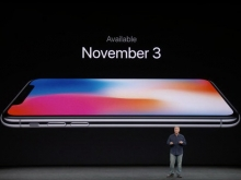Apple представила iPhone 8, iPhone 8 Plus и юбилейный iPhone X (ФОТО, ВИДЕО)