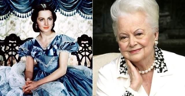 """1 июля эта красотка, сыгравшая Мелани Гамильтон в """"Унесенных ветром"""", отметит 103-й день рождения!"""