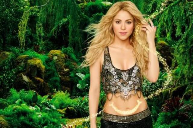 """Шакира Группы компаний Danone в России присоединялась к международному совместному проекту бренда """"Актива"""" и колумбийской певицы Шакиры."""