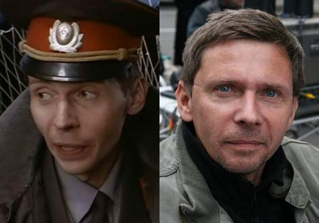 Сергей Павлович Гусинский, 55 лет - сержант Семенов.