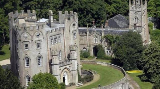 Николас Кейдж. Голливудский актер, пожалуй, чемпион по странным покупкам. Несколько лет назад Кейдж купил 28-комнатный баварский замок.