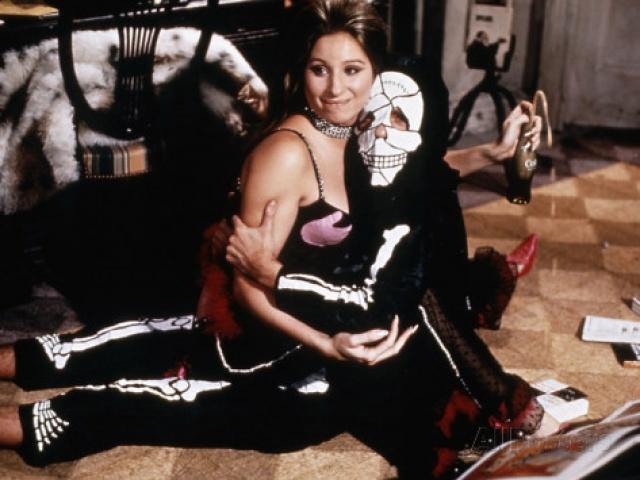 """В фильме """"Филин и кошечка"""" она сыграла роль проститутки."""