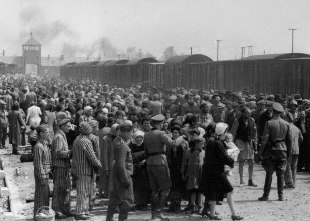 Лично встречал поезда узников, приезжавших в лагерь, выбирая, кому из них предстоит работать в лагере, кто пойдет на его опыты, а кто сразу же отправится в газовую камеру.