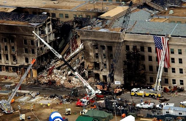 5. Количество пассажиров, летевших рейсом 77 American Airlines, который врезался в здание Пентагона, составляло 65 (6+5 = 11).