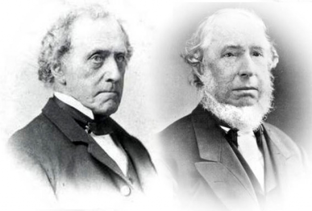 Procter & Gamble. Основана в 1837 году свечником Уильямом Проктером и мыловаром Джеймсом Гэмблом. Поначалу у них на двоих была небольшая мыловарня и тачка, на которой они развозили готовую продукцию. Варили мыло и свечи и развозили продукцию поочереди.