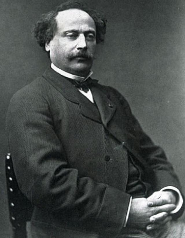 Александр Дюма, сын.