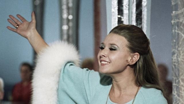 Мария Пахоменко. Песни в исполнении певицы звучали на радио и на телевидении. Многие годы она успешно гастролировала по СССР и за рубежом и даже снялась в нескольких музыкальных фильмах.