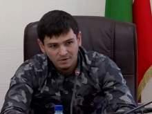 Главой полиции Грозного назначен младший лейтенант Кадыров