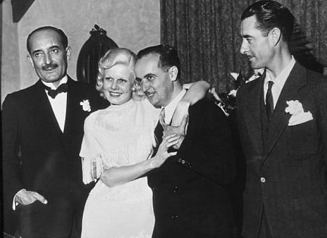 Джин завязала романтические отношения с продюсером MGM Полом Берном в начале 1932 года, и именно они поспособствовал очередному витку ее карьеры.