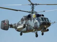 Вертолет Ка-29 рухнул в Балтийское море: оба пилота погибли