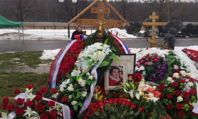 Однако своих пищевых пристрастий и привычек актриса так и не изменила. 28 февраля 2016 года Крачковская была госпитализирована с острым инфарктом миокарда, а 3 марта 2016 года скончалась на 78-м году жизни.