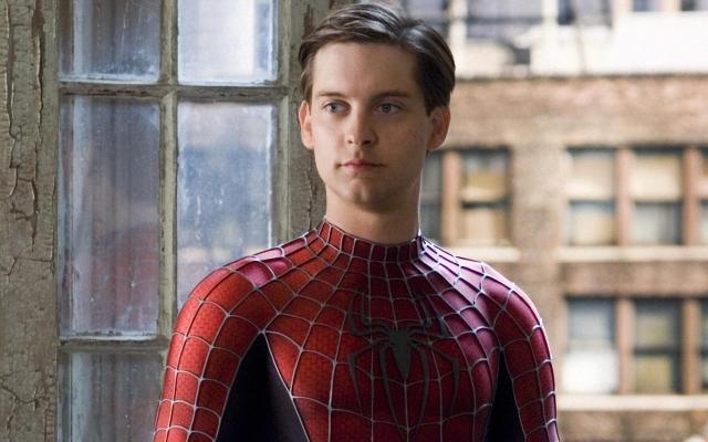 """Тоби Магуайр. В 27 лет актер сыграл 16-летнего Питера Паркера в """"Человеке-пауке""""."""
