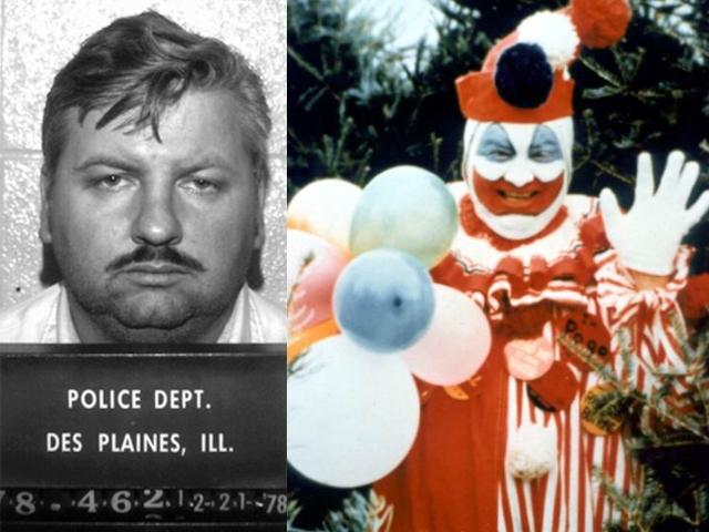 Маньяк работал на детских праздниках клоуном, за что и получил свое прозвище.