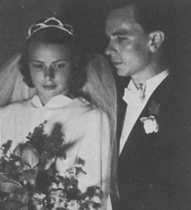 Через некоторое время Ингрид родила сына от Росселини, а через неделю бывший муж Петер Линдстрем дал ей развод.