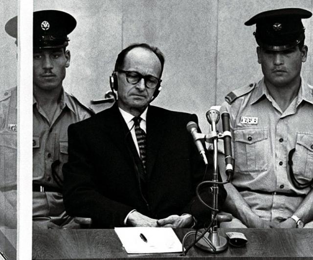 Эйхман был повешен в ночь с 31 мая на 1 июня 1962 в тюрьме города Рамле. Казнь Эйхмана стала второй смертной казнью по приговору суда за всю историю Израиля.