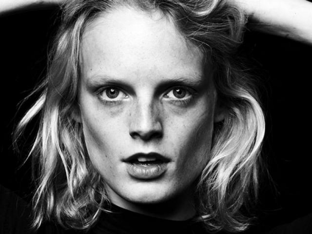 Ханна Габи Одиль. Внешность бельгийской модели сложно назвать стандартной.