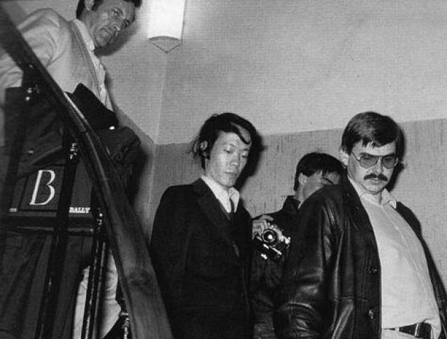 Студента из Японии арестовали и посадили в тюрьму на два года. Позже Сагава был переведен в психиатрическую клинику, где и написал мемуары, сделавшие его знаменитым.