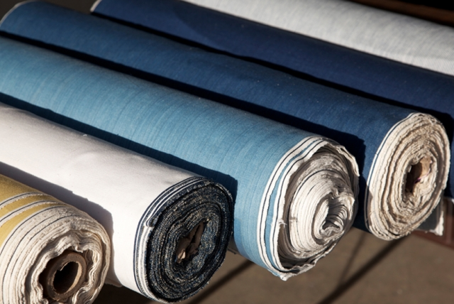 Из одного тюка хлопка получается около 200 пар джинсов.