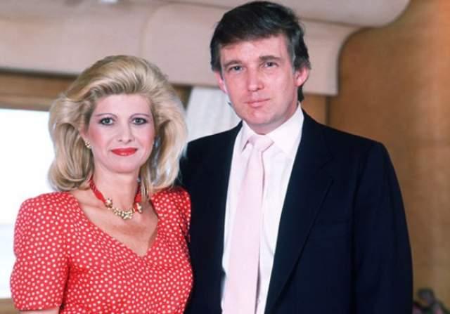 Меланья (48) и Дональ Трамп (72). Действующий американский лидер всегда находился в окружении красавиц. В 70-х он женился на чешской фотомодели Иване Зельничковой (на фото), в 90-х - на актрисе Марле Мейплз.
