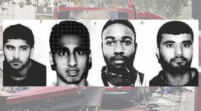 Там к ним присоединился 18-летний Хасиб Хусейн, после чего вся группа села на поезд, направлявшийся в Лондон.