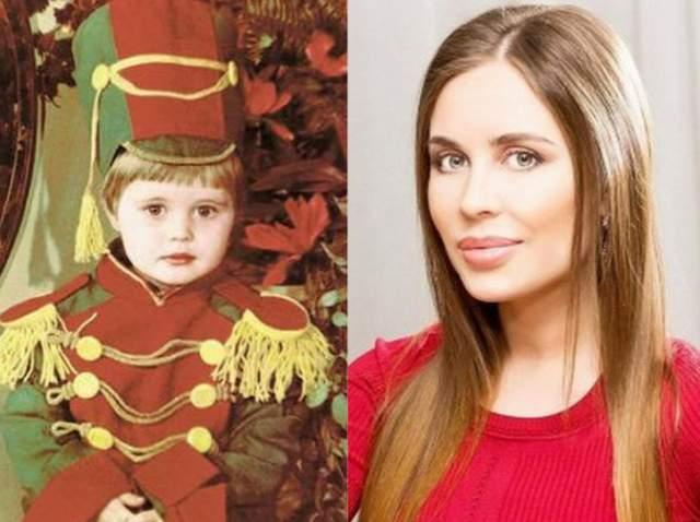 Юлия Михалкова, 35 лет.