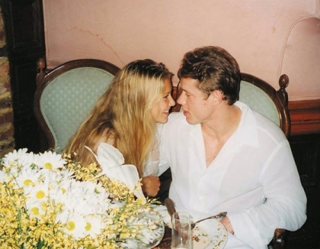 Павел, большую часть времени проживавший в Америке, именно там и встретил теннисистку.