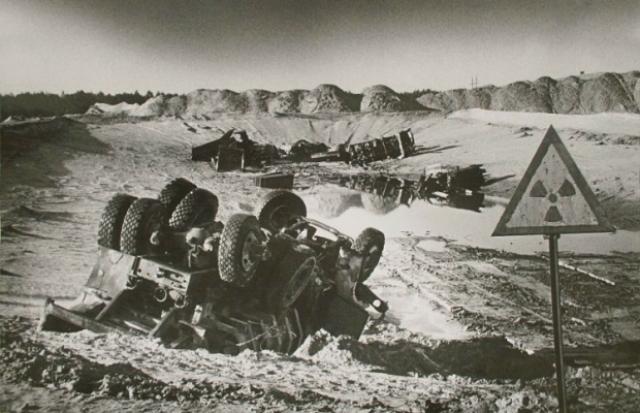 Уничтожены и захоронены (закопаны тяжелой техникой) сотни мелких населенных пунктов.