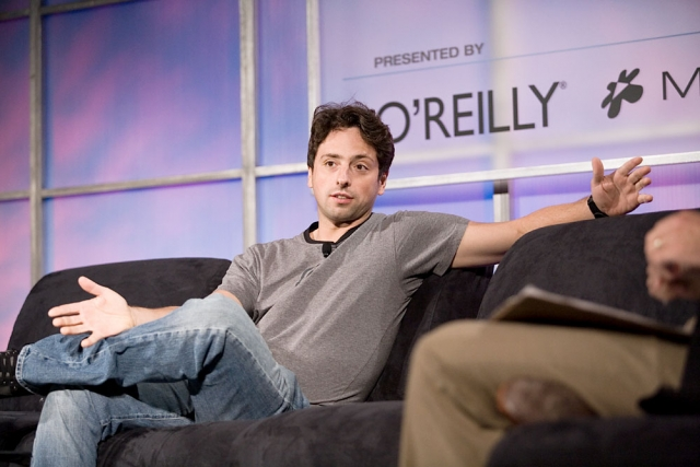 Сергей Брин - разработчик и сооснователь (совместно с Ларри Пейджем) поисковой системы Google. Состояние: $20 млрд.