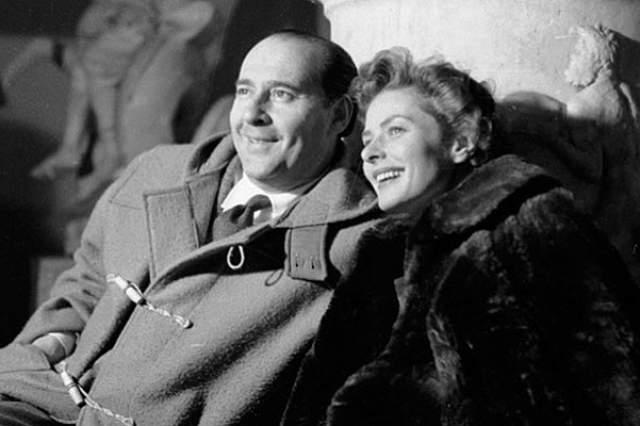 Скандал был настолько масштабным, что Бергман даже пришлось переехать в Европу. Актриса развелась с мужем, чтобы выйти замуж за Росселини. У них родились близнецы (Изабелла и Изотта), но в 1957 году пара развелась.