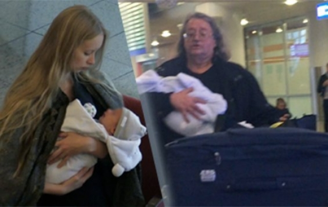 Александр Градский. Музыкант стал отцом в 66 лет, в прошлом году молодая супруга родила от него сына, названного Александром в честь отца.