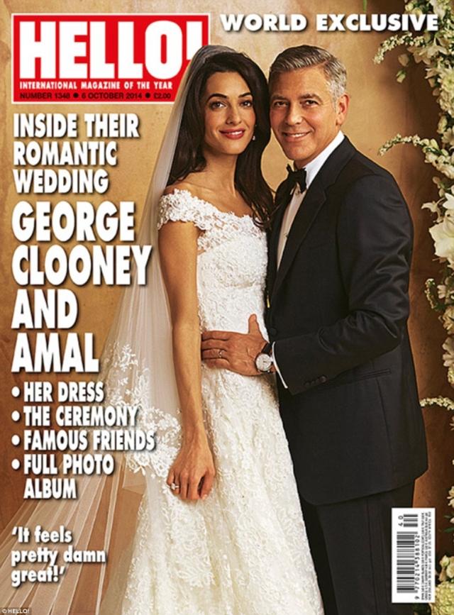 Дом в английской деревеньке – 5 миллионов долларов. Джордж Клуни подарил супруге дом в Соннинге - деревеньке на реке Темза в Беркшире.