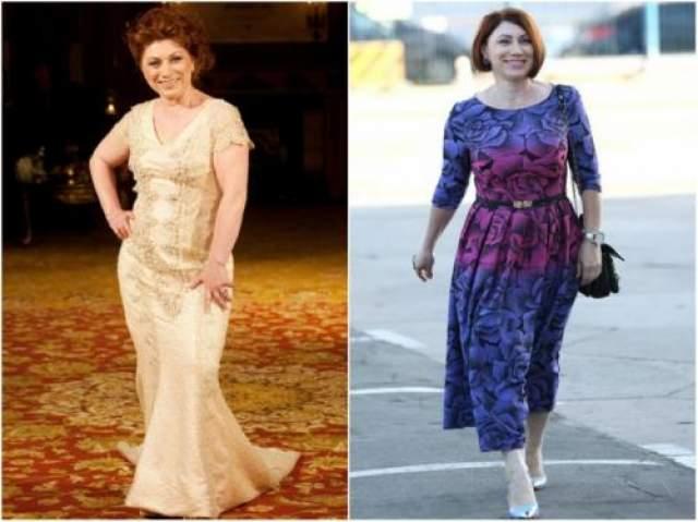 Роза Сабитова, сбросила 12 кг