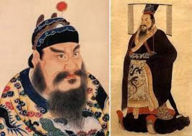 Бывший аристократ Гао Цзняь-Ли сумел сбежать после неудачной попытки покушения на культового китайского императора Циня Шихуанди . Он хорошо играл на лютне, и слава об этом разнеслась по всей империи, после чего его пригласили играть при дворе.