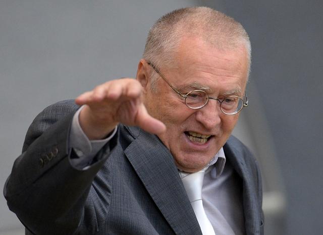 """Владимир Жириновский : """"Там дебилы живут. От Перми до Екатеринбурга - это страшное. Это население дебильное. Оно, может быть, здоровое, но если взять его по интеллекту, то он тупой до упора."""""""
