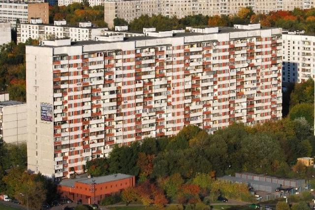 Основные съемки картины проходили в квартире панельного дома, расположенного в Москве по адресу: проспект Вернадского, 125. Дом этот был построен по экспериментальному проекту, реализованному всего в трех домах на этом проспекте. Ныне в цокольном этаже дома находится Театр на юго-западе.