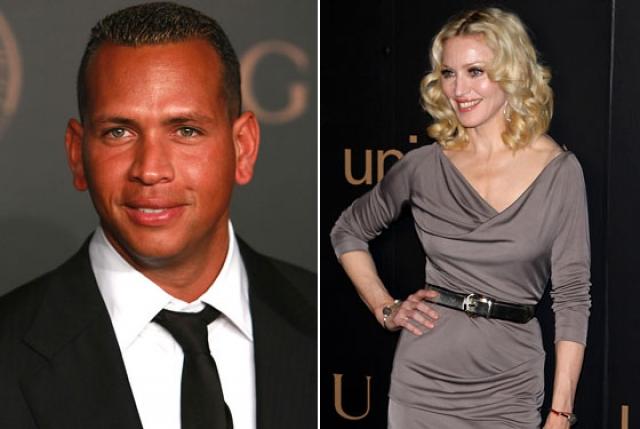 Во время брака с британским режиссером Гаем Ричи папарацци поймали Мадонну с бейсбольной суперзвездой Алексом Родригесом в ее Нью-Йоркской квартире.