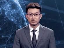 Первый в мире виртуальный телеведущий появился в Китае