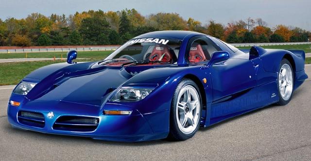 Nissan R390 GT1 - $2 100 000. Ультра-редкий суперкар был построен на базе успешной гоночной машины Ле-Мана, и предлагался для продажи за один миллион долларов. Только два автомобиля были построены, и неясно, были-ли они хоть раз проданы.