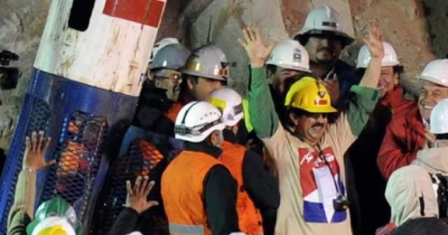 Очередная операция по спасению началась 12 октября 2010 года в 19:00. Для спасения в шахту спустились шесть спасателей. Все 33 шатера были подняты менее чем за сутки. Шахтеров встречали родственники, а также президенты Чили и Боливии - Эво Моралес, сам бывший шатер. Спасение шахтеров обошлось Чили в 22 миллиона долларов.