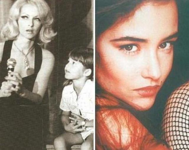 У Брыльской есть сын Людвиг, а дочь - актриса и модель Барбара Космаль , трагически погибла в возрасте 20 лет в автомобильной катастрофе.