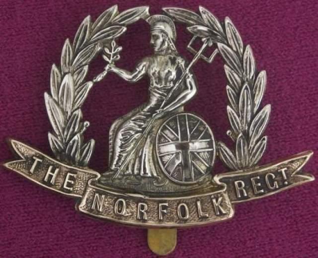 """Норфолкцы, отправленные для усиления британских подразделений на """"высоте 60"""", без колебаний вошли в эту тучу. Как только в ней скрылся последний солдат, облако медленно поднялось и, собрав остальные, похоже на него тучи, улетело. Больше солдат Норфолкского полка никто не видел."""